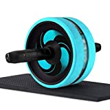 YDHWT Automatische Rebound und Multiple Angles Core-Workouts, Ab Roller-Rad for...
