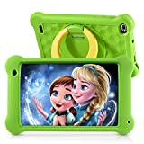 Surfans Kinder-Tablet, 2 GB RAM + 32 GB ROM, 7-Zoll-1200 * 1920IPS, Android 10.0...