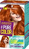 Pure Color Schwarzkopf Coloration Haarfarbe 7.7 Roter Ingwer Stufe 3, 1er Pack...