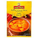 Mae Ploy Gelbe Currypaste in Portionsbeuteln, 50g (12er Pack)